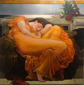 Flaming June Repoduction