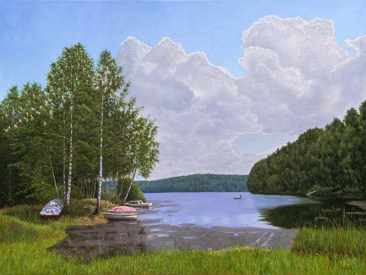 The Lake - dejan-trajkovic