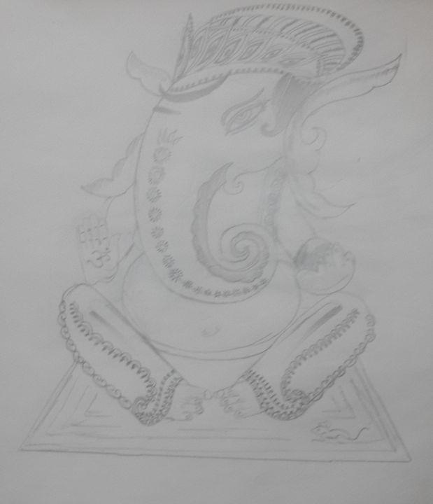 Lord Ganesha - Garima