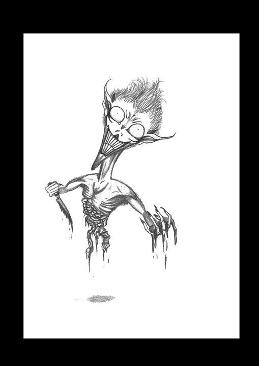 Jester - Janick Peters, Dark-Art Extravaganza