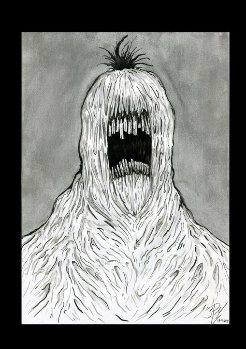 Mountain man - Janick Peters, Dark-Art Extravaganza
