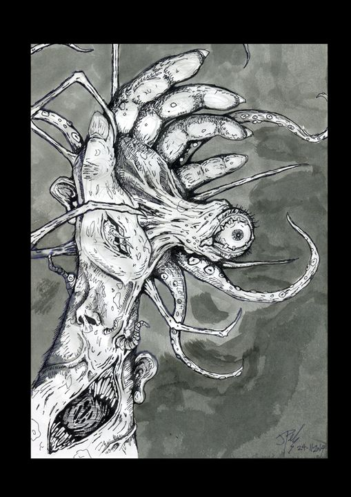 Sensual - Janick Peters, Dark-Art Extravaganza