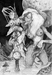 Janick Peters, Dark-Art Extravaganza