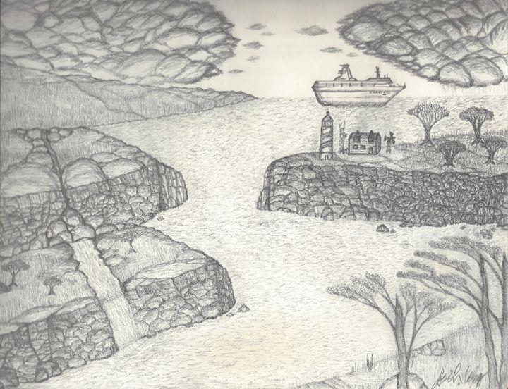 Lighthouse Cruise - My Art