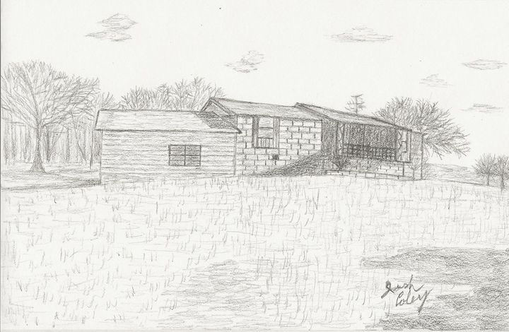 Farm House - My Art