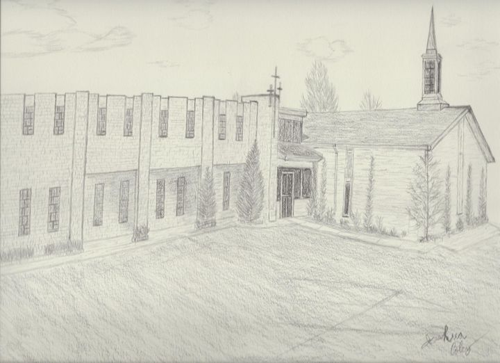 Bethany Church - My Art