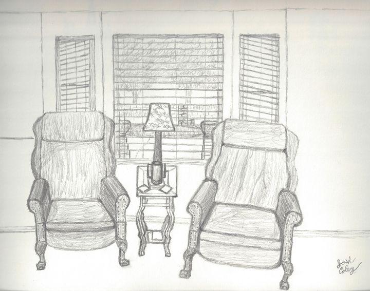 Sitting Room - My Art
