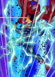 Superman...The Force is Destructive.