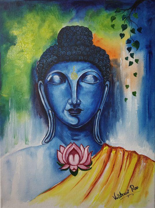 BUDDHA - Vaishnavi Rao