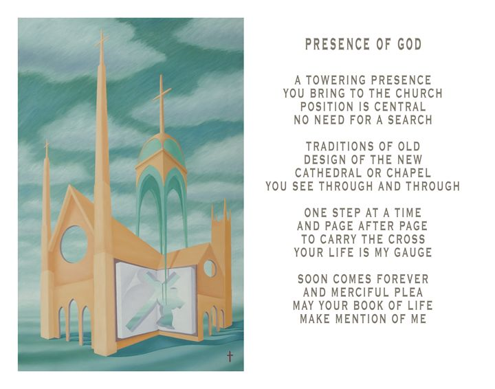 Presence of God - with poetry - Eddie Vendetti