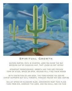 Spiritual Growth - with poetry