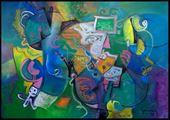 Galceava Paintings
