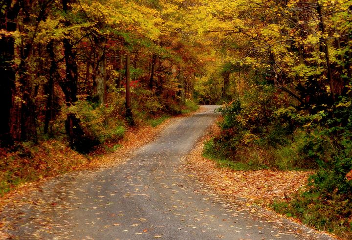 October Road - Old Farmhouse Creations