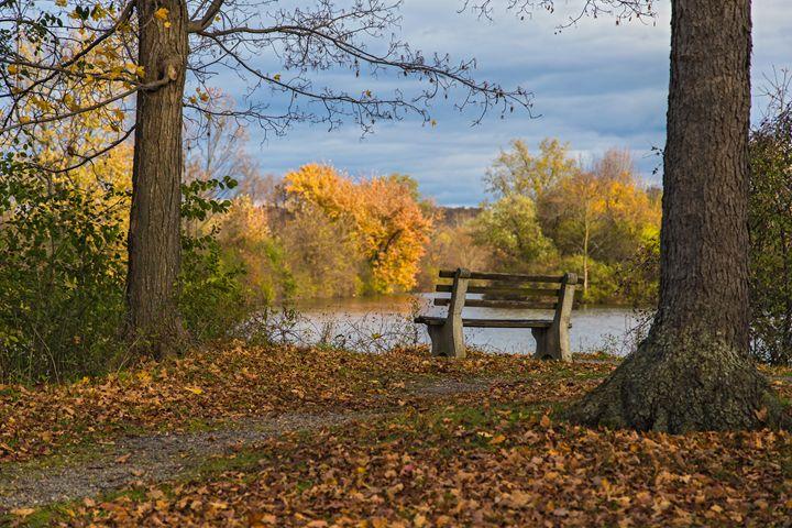 Autumn at Cedar Bay - Old Farmhouse Creations