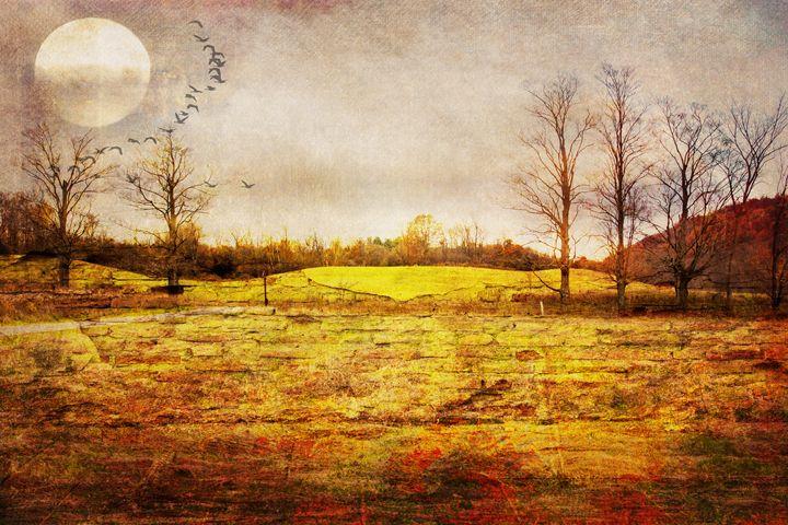 Hollow Autumn - Old Farmhouse Creations