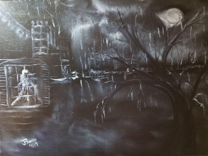 Spooky Backwoods - PankiwArt