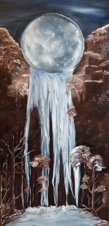 Melting Moon - PankiwArt