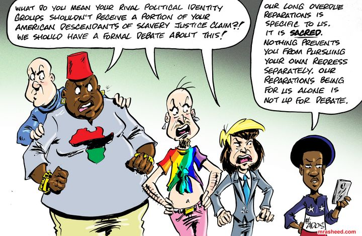 Final Answer: The End of Exploita... - M. Rasheed Cartoons