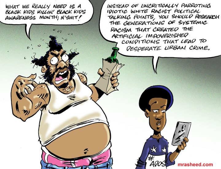 When a Thick Skull Obstructs the... - M. Rasheed Cartoons