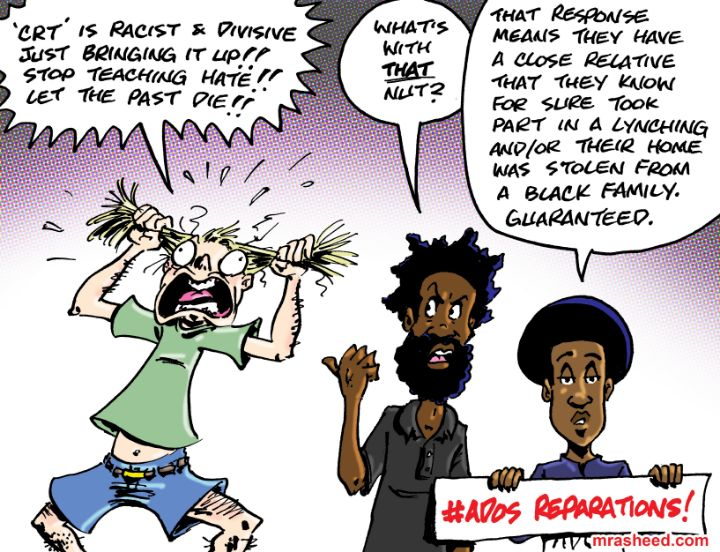 Spotting Your Sloppy Tells - M. Rasheed Cartoons