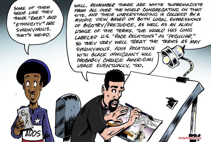 A Temporary Semantic Glitch in th... - M. Rasheed Cartoons