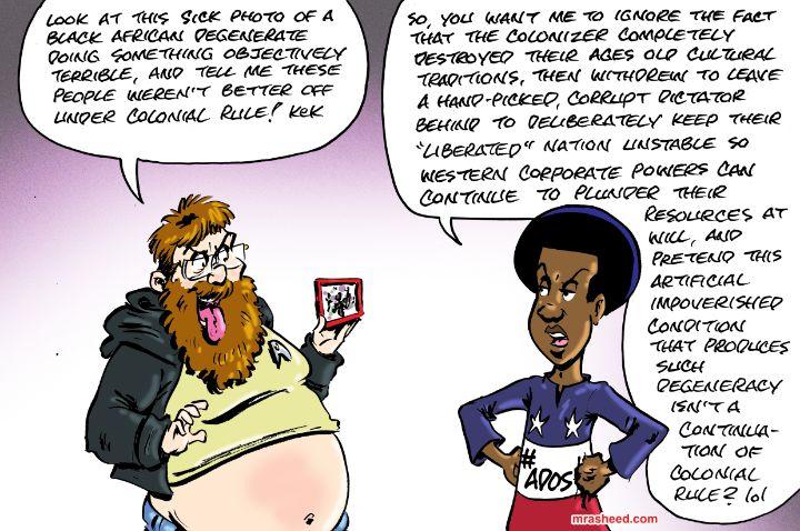 Weaponizing Maslow's Hierarchy - M. Rasheed Cartoons