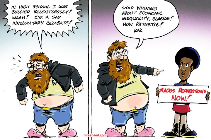 A Common Performance from the Chr... - M. Rasheed Cartoons