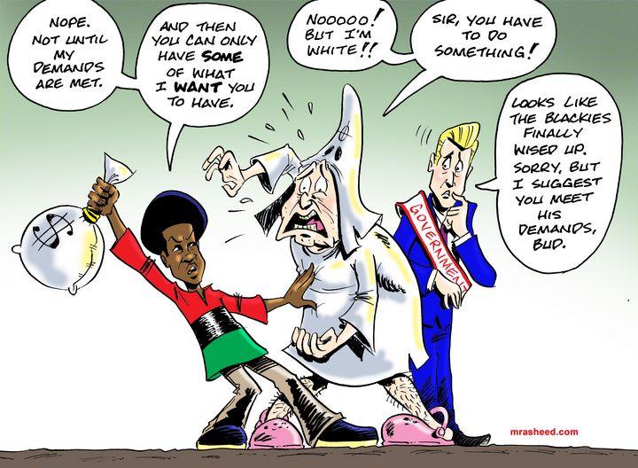 The Right Tool for the Job - M. Rasheed Cartoons