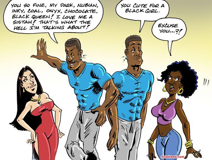 Ridiculous Symptoms of the 'Per... - M. Rasheed Cartoons