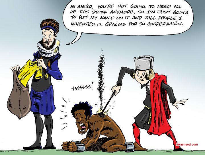 Establishing the New Normal - M. Rasheed Cartoons