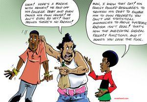 Validating Anti-Black