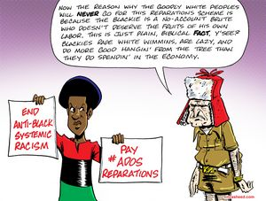 Argument Against Reparations, 1 of 3