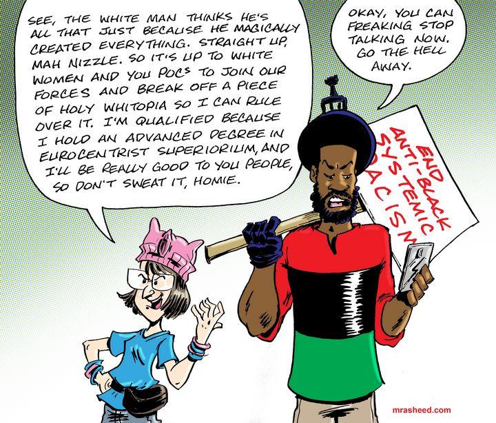True Believer Dreams - M. Rasheed Cartoons