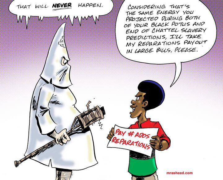 Win Streak of the False Prophet - M. Rasheed Cartoons