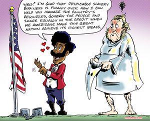 Patriotism Versus Racism