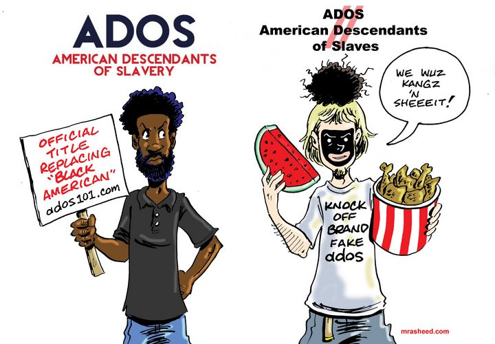 Beware the 'Five-Dollar ADOS' - M. Rasheed Cartoons
