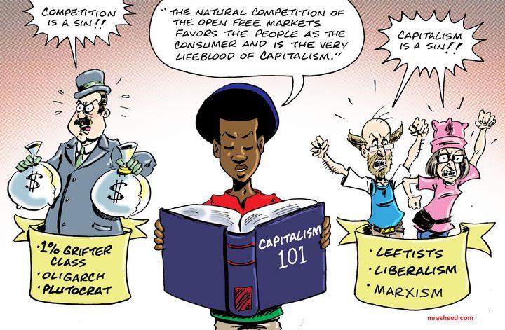 The Bamboozle - M. Rasheed Cartoons