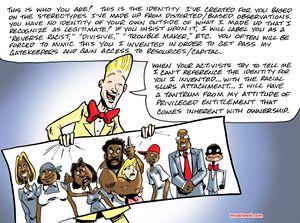 The Whiteness Narrative (Side B)