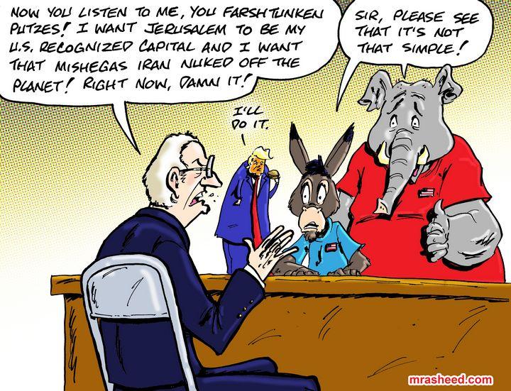 Errand Boy - M. Rasheed Cartoons