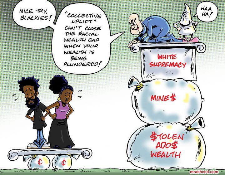 Insufficient Funds - M. Rasheed Cartoons