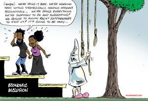 Racism's Last Line of Defense
