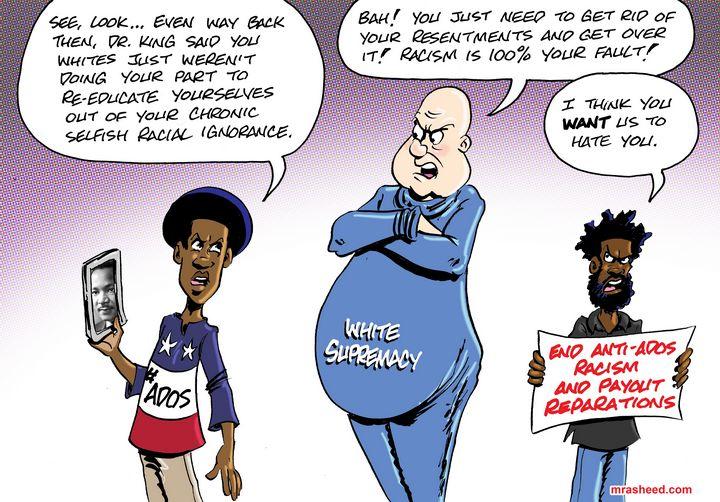 Worse Than We Thought - M. Rasheed Cartoons