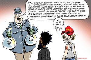 Rules of the Post-Racial America