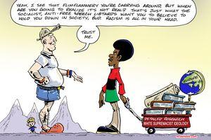 Avoiding Reparations, Spin Job #047