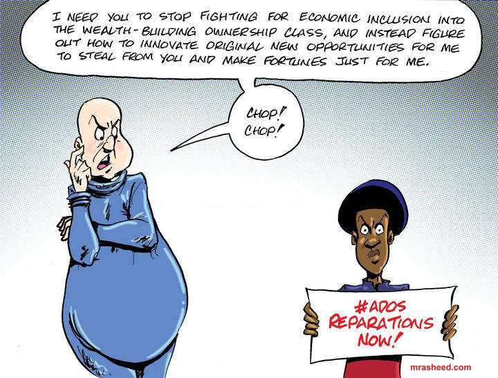 DECODED: The True Meaning of the... - M. Rasheed Cartoons