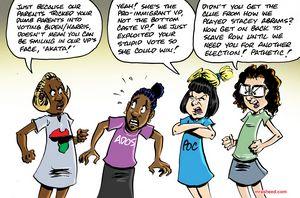 Rhetoric of My Erasure; Bullying...