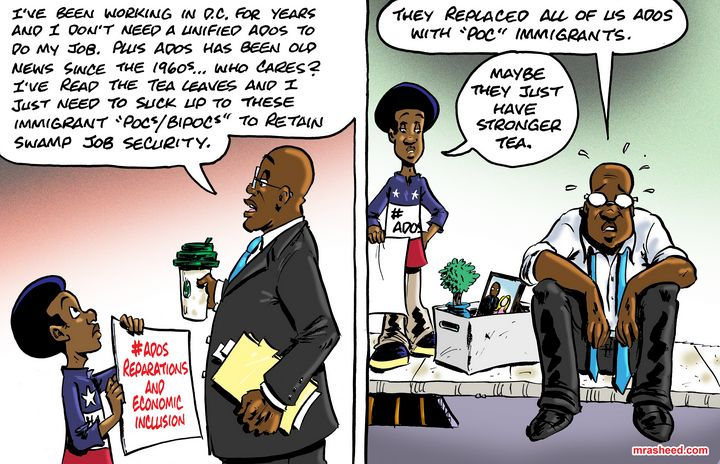 Effective Politicking Requires th... - M. Rasheed Cartoons
