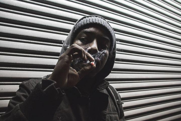 Smoke in the Night - Grizzye