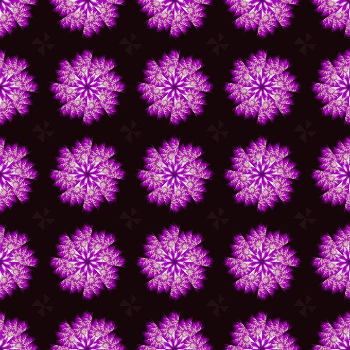Fractal seamless repeating pattern - Pauline Warman