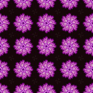 Fractal seamless repeating pattern